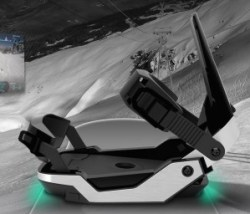 smart snowboard bindings