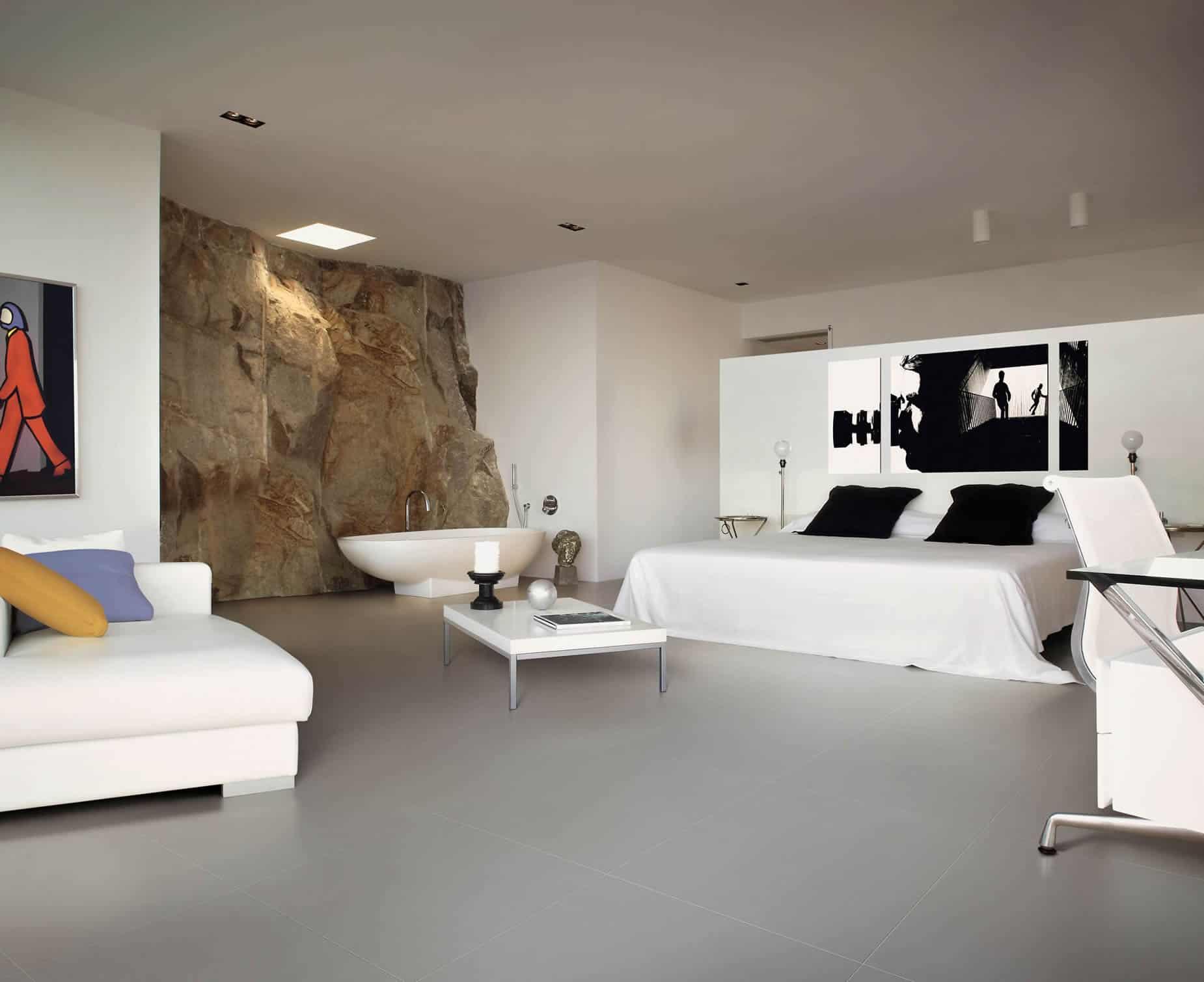Pavimento Scuro Colore Pareti : Pavimento grigio scuro colore pareti quali colori abbinare al