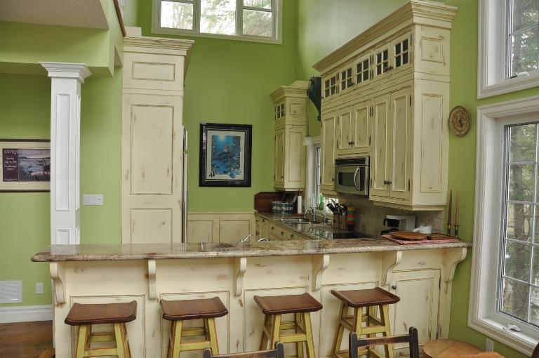 kitchen eat counter red oaks eat kitchen
