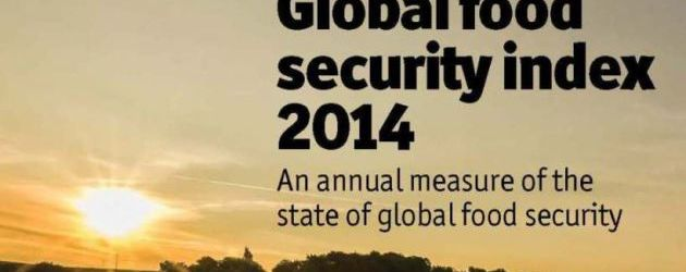 Global Food Security Index 2014