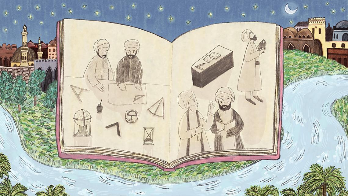The Abbasids\u0027 House of Wisdom in Baghdad Muslim Heritage