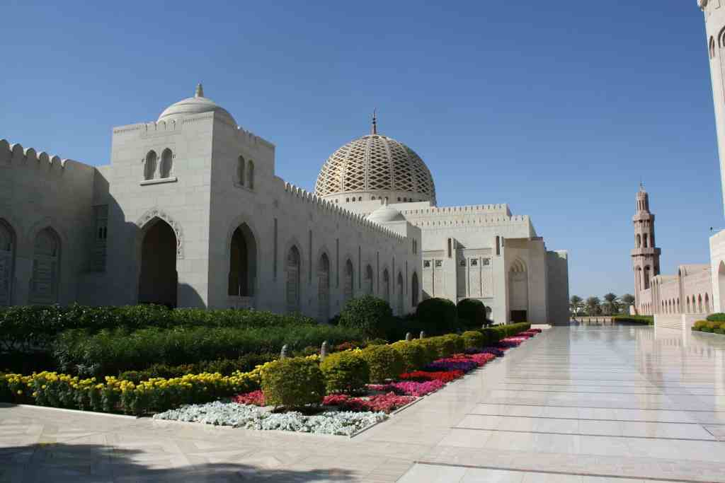 Muslim friendly destination Oman