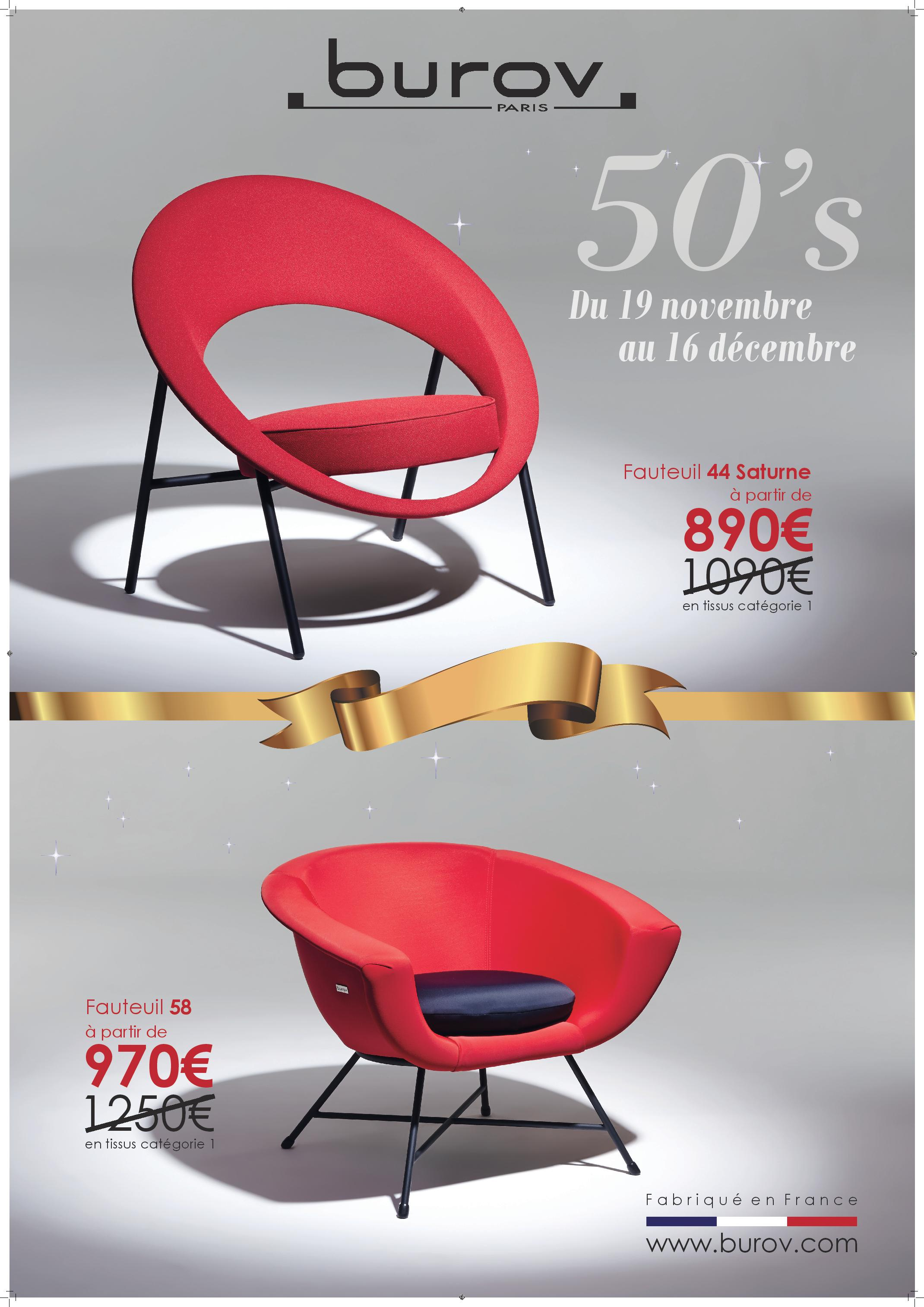 Fauteuils Montpellier Mobilier Design Montpellier Promotions Burov Rééditions Must