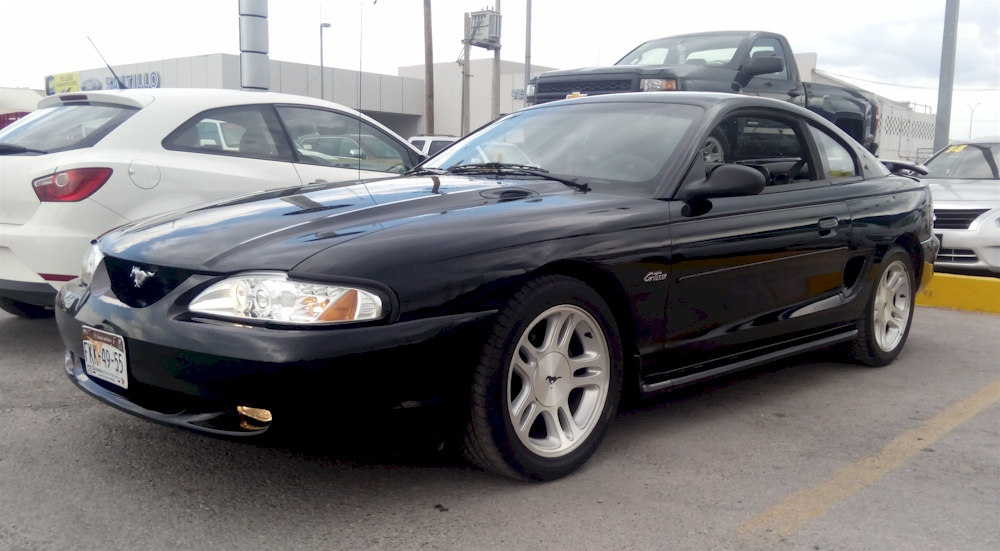 1998 GT Options Package