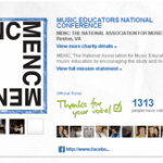 Two Great Opportunities To Do SOMETHING and Support Music Education