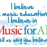 Music For All 2013 -First Session Notes – Amazing Web Presence