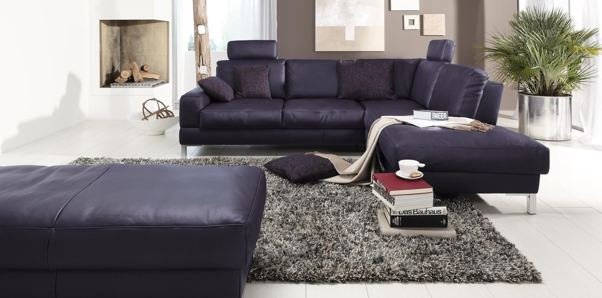 Musterring Ledersofa Mr 6040 › Musterring