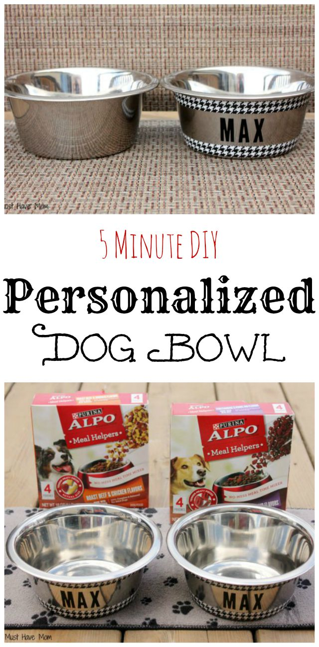 Fullsize Of Personalized Dog Bowls