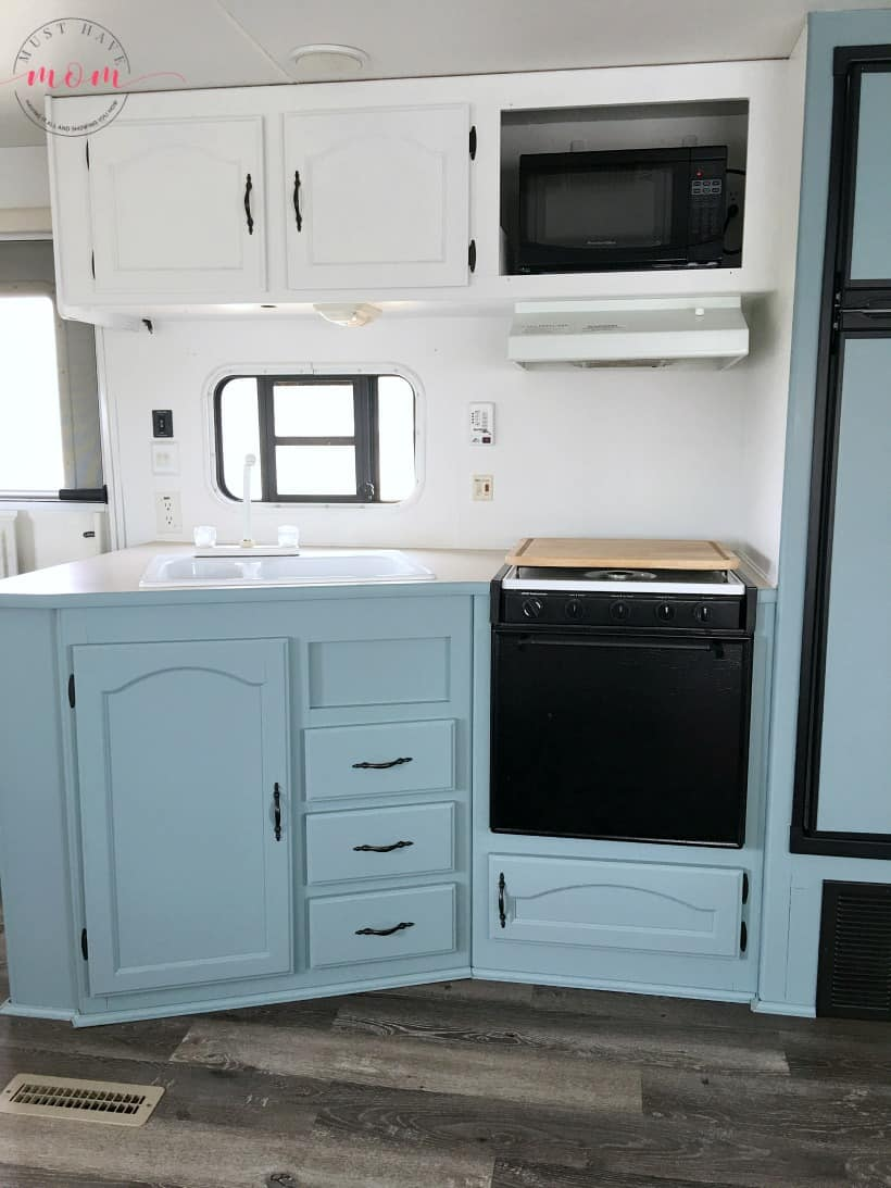 Cabinets Remodeling Easy Rv Remodeling Instructions Rv Makeover Reveal Must Have Mom