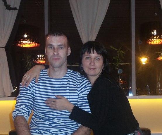 Ольга и Владимир Семеновы. Фото из личного архива