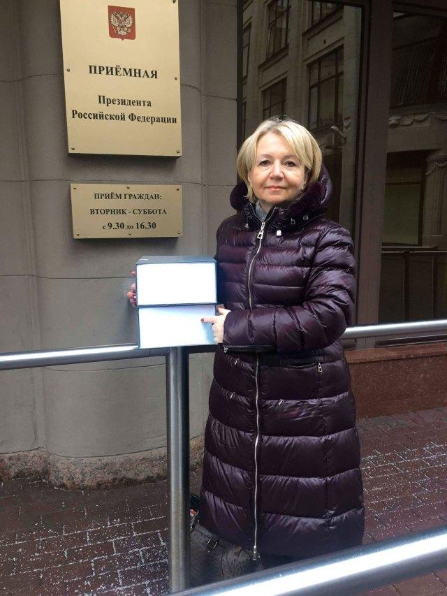 Эмилия Слабунова. Фото: Губернiя Daily