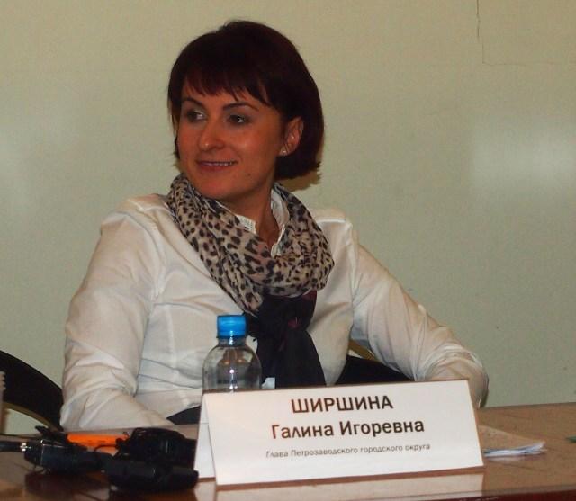 """Галину Ширшину многие называли """"самым красивым российским мэром"""". Фото: Валерий Поташов"""