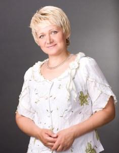 Ольга Рыбалова. Фото из личного архива