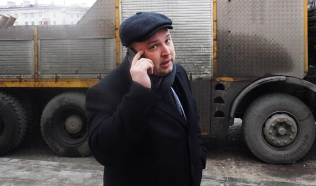 Денис Красноперцев. Фото: Алексей Владимиров