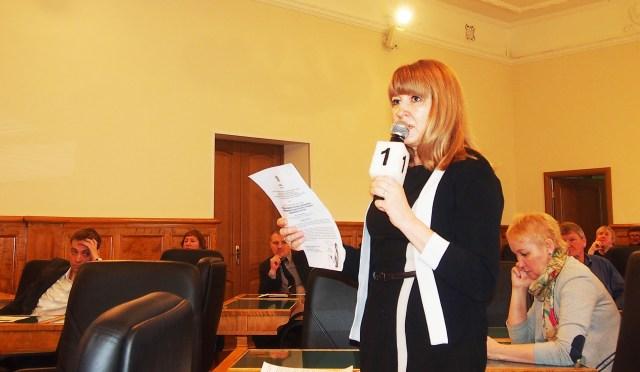 Карельский бизнес-омбудсмен Елена Гнетова. Фото: Валерий Поташов