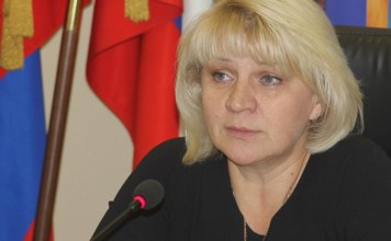 Вице-премьер Карелии Валентина Улич. Фото: mincultrk.ru