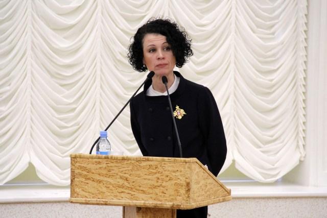 Детский омбудсмен Карелии Оксана Старшова. Фото: Губернiя Daily