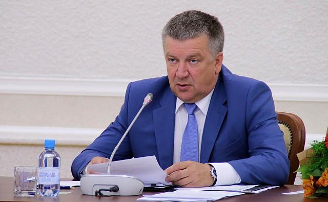 Глава Карелии на июльском заседании республиканского правительства. Фото: gov.karelia.ru