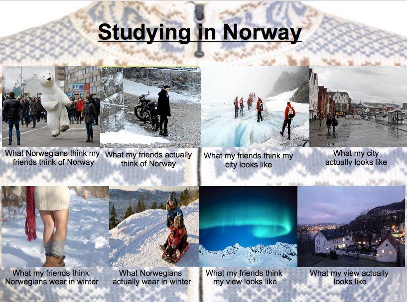 Car Window Wallpaper Life In Norway Meme Mu Study Abroad