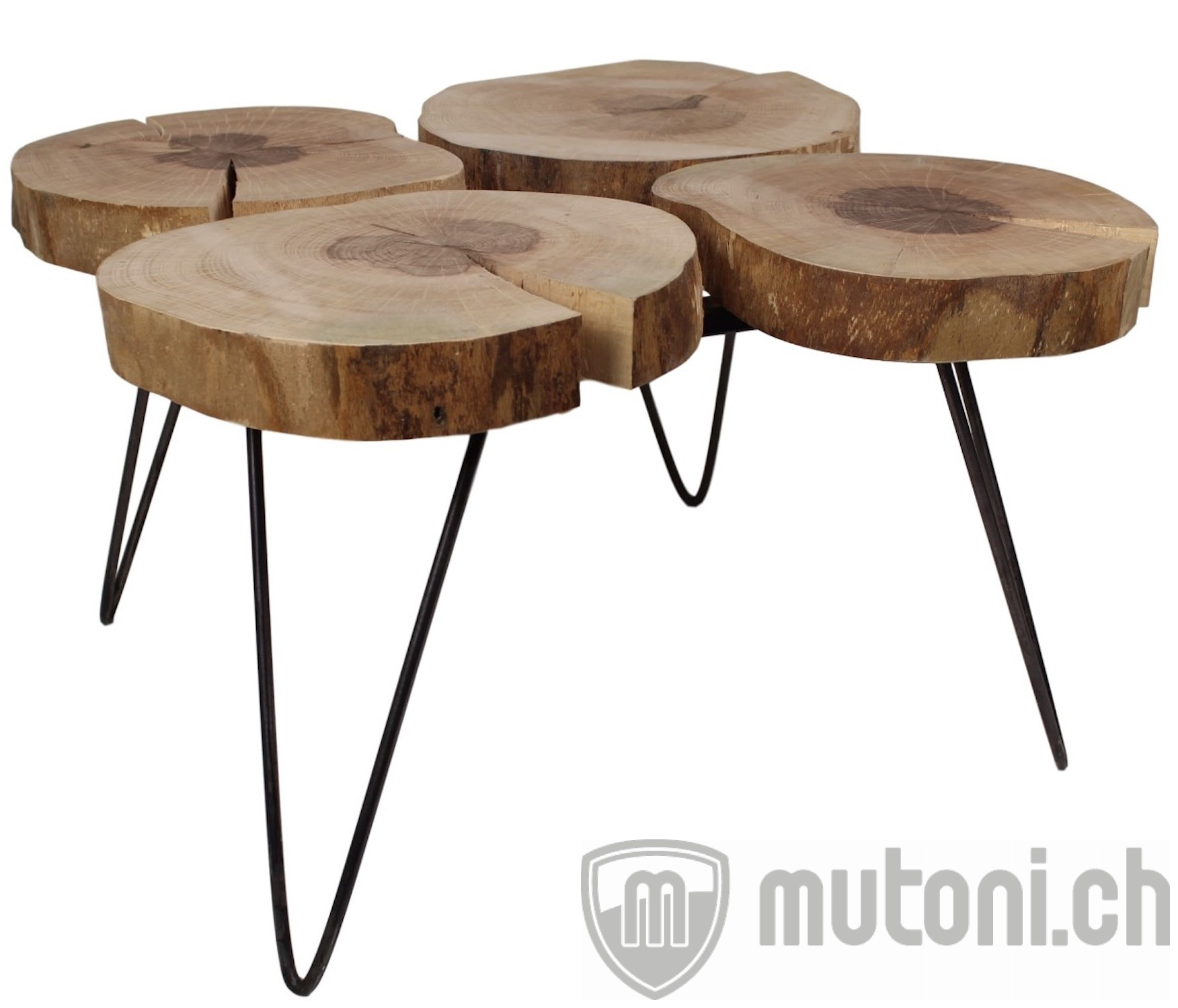 Couchtisch Natura Memphis Table Basse Roxy