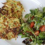 Mogel-Rezept für Gemüse-Muffel: Zucchini-Puffer