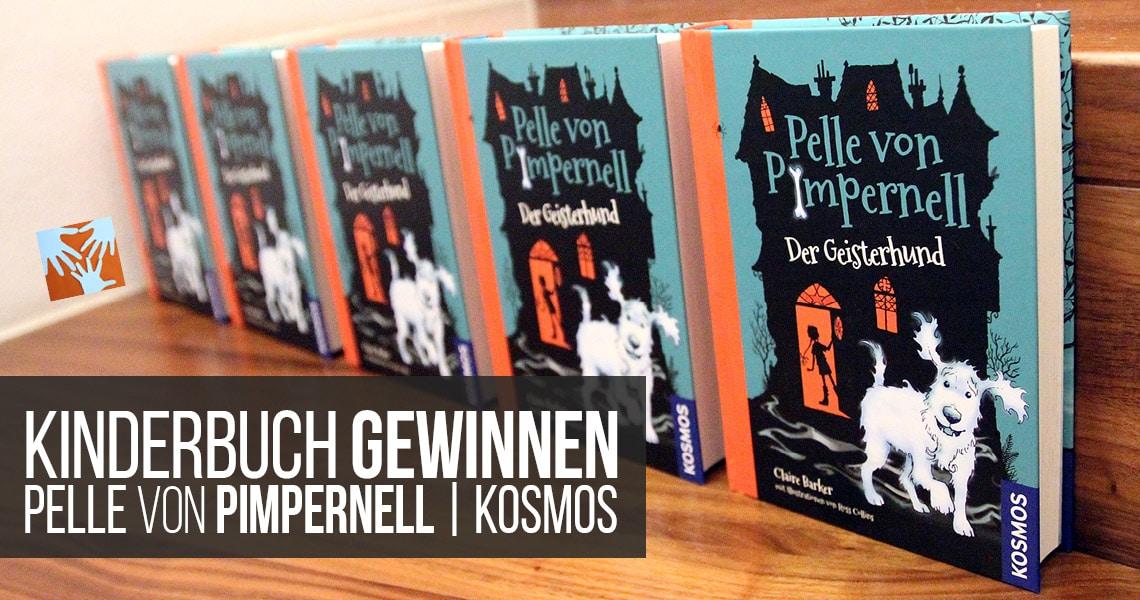 KOSMOS Pelle von Pimpernell - Kinderbuch gewinnen