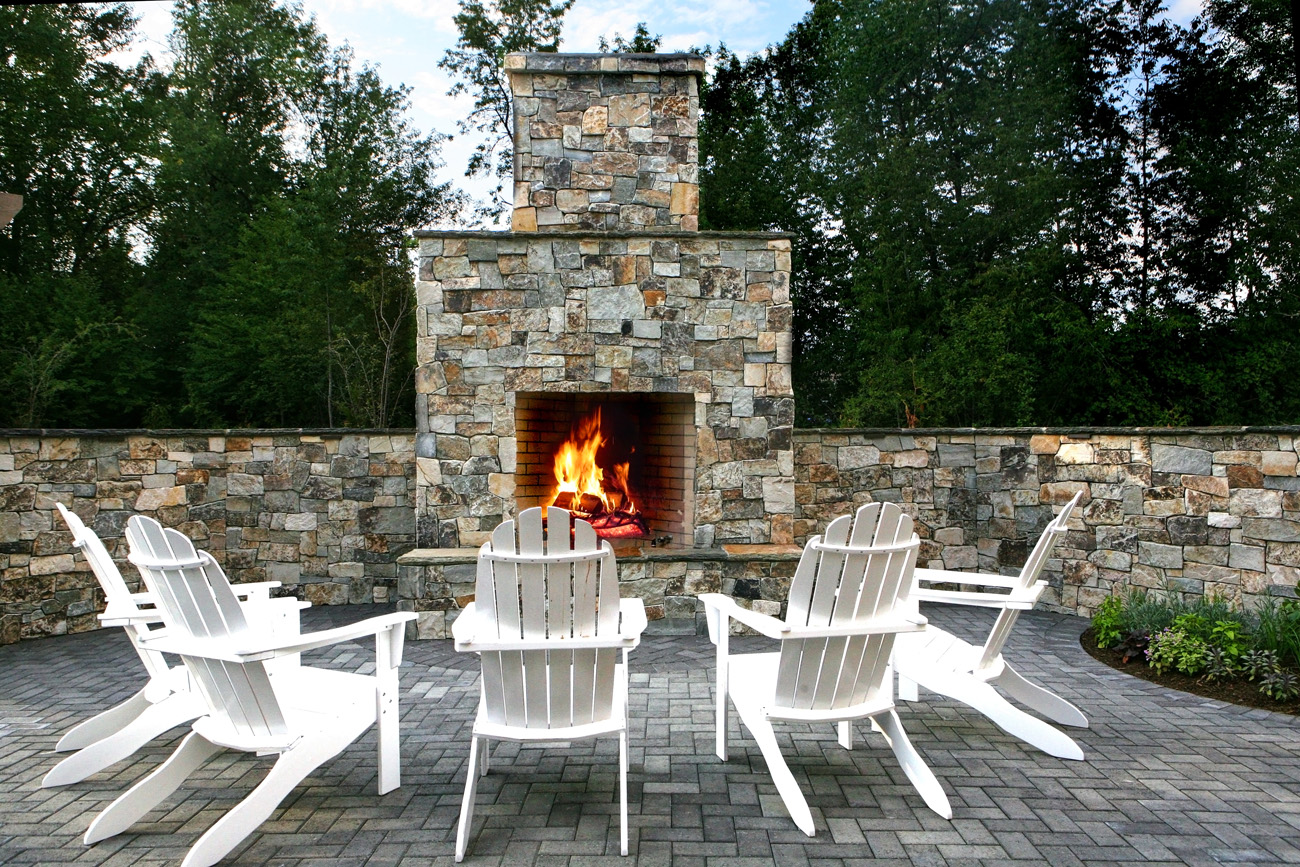 Fire Stones For Fireplace Natural Stone Fireplaces Mutual Materials