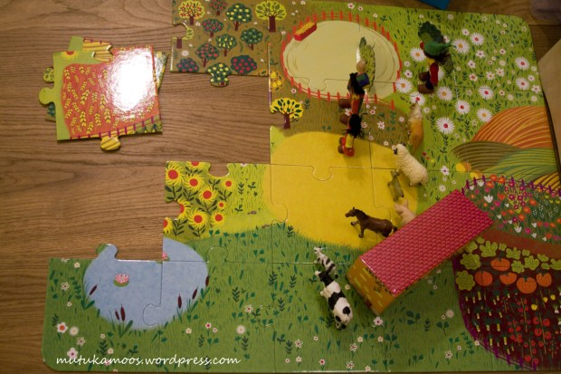 djeco pusle talu