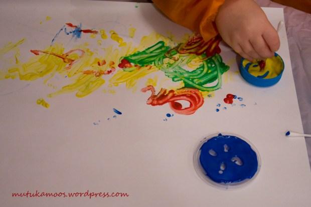 vatitikuga värvimine 2