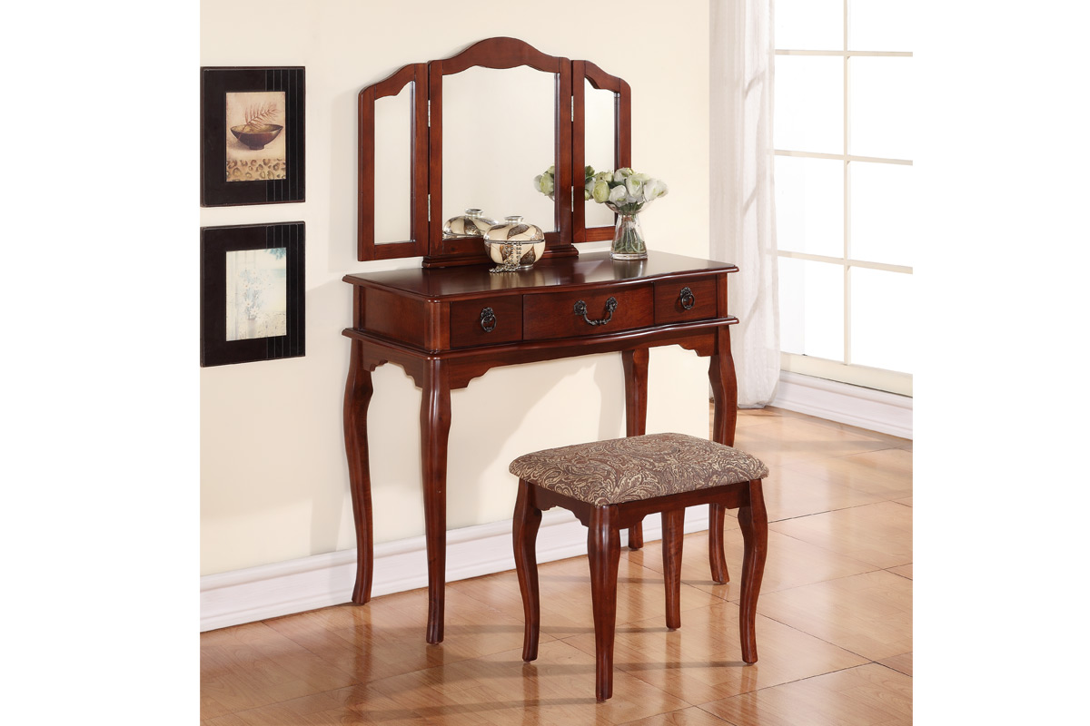 Vanity And Stool Sets Vanity Set W Stool Shop For Affordable Home Furniture