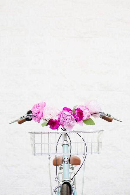 Flores bici diy