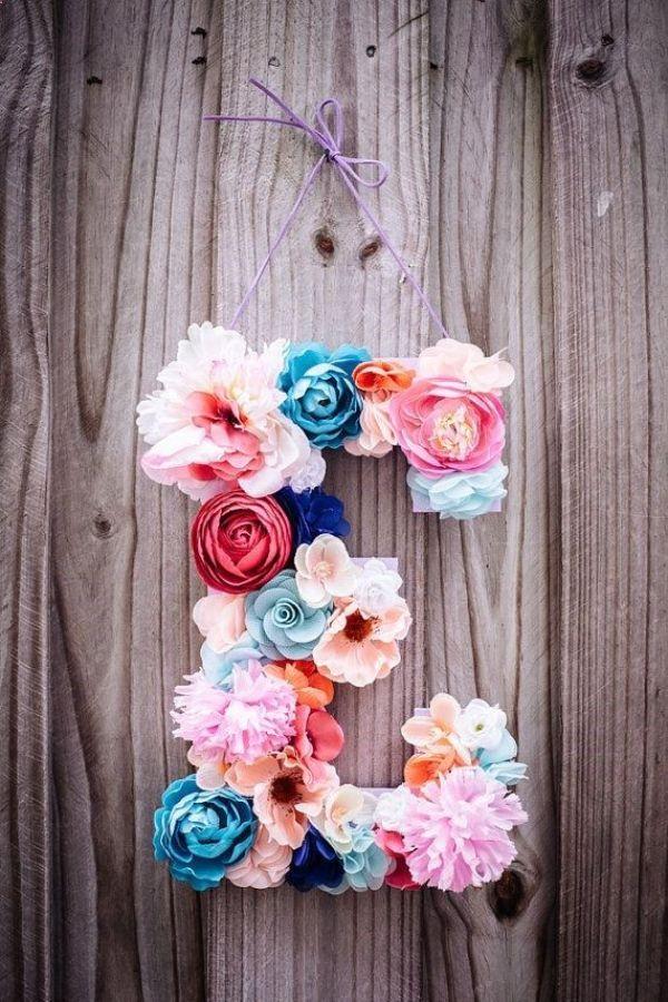 Letra-con-flores-decoratualma-DIY-manualidades-DTA