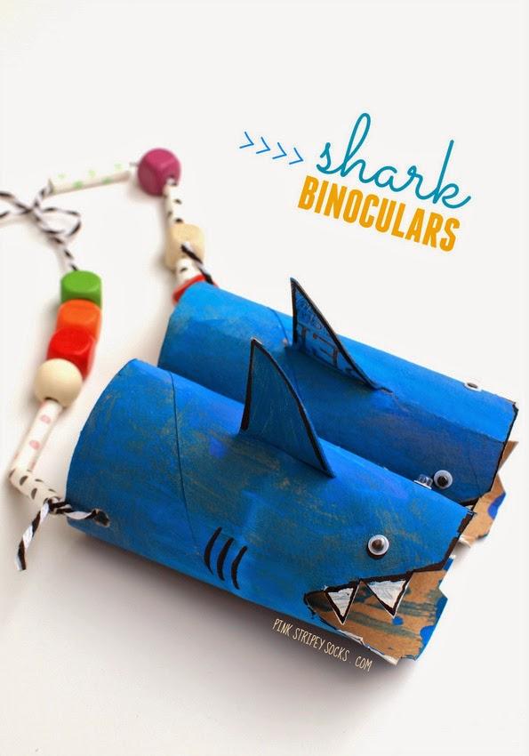 SHARK BINOCULARS HEADER