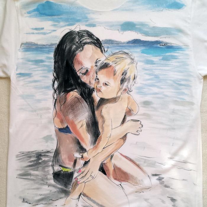 Hand Customs Formentera, camisetas personalizadas para un recuerdo inolvidable