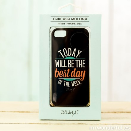 mrwonderful_MRCAR001_carcasa-negra-iphone-5-5S_today-will-be-best-day-3