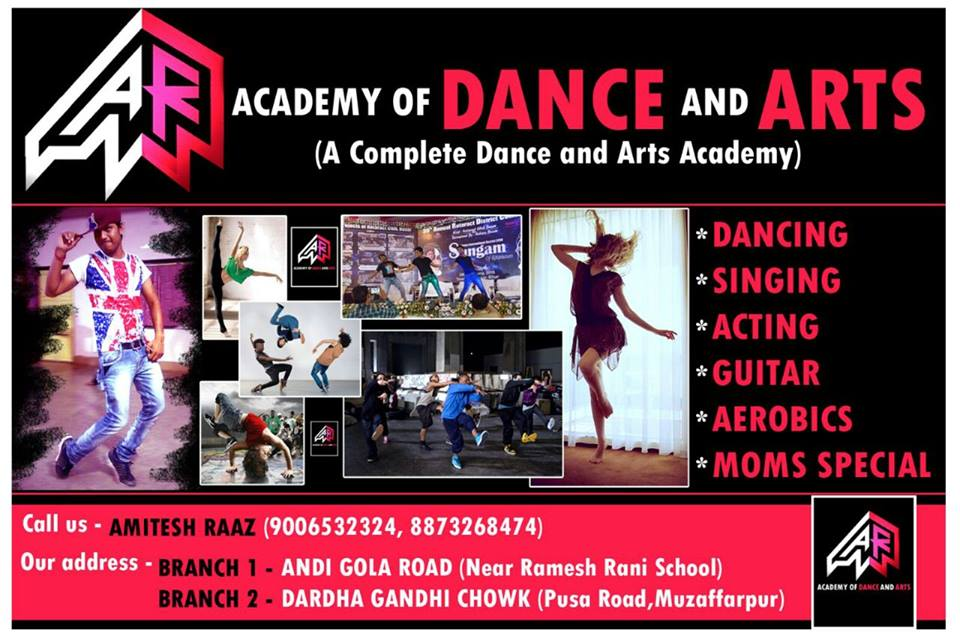 Academy of Dance and Arts – Amitesh Raaz – Muzaffarpur
