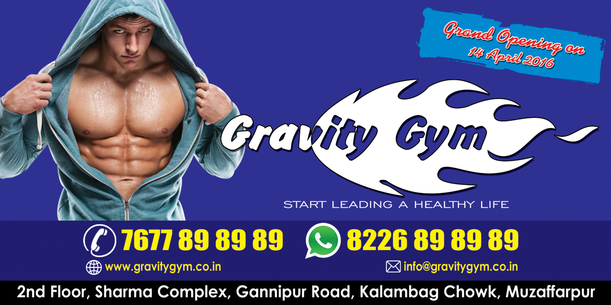 Gravity Gym Muzaffarpur