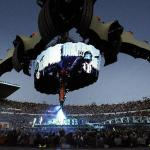 U2 arrives in Australia with the extravigant 360 Degrees tour