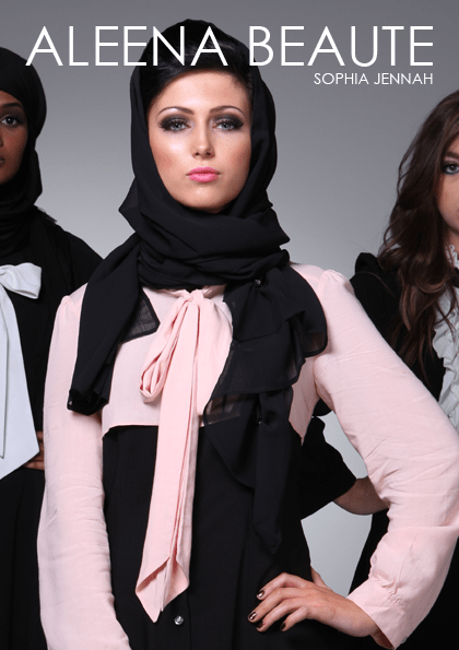 Aleena Beaute – Upcoming Muslimah Fashion House