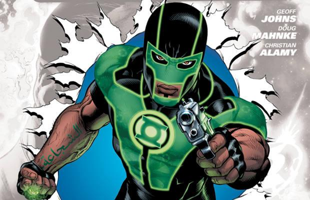 Simon Baz, The New Green Lantern, Is The Country's First Arab-American Superhero