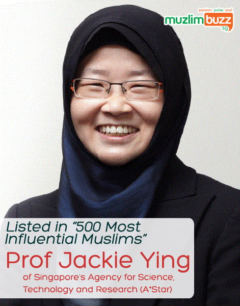 A Life of Passion, Commitment and Hard Work: Professor Jackie Ying