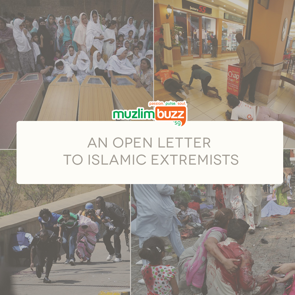 "An Open Letter to ""Islamic"" Extremists"
