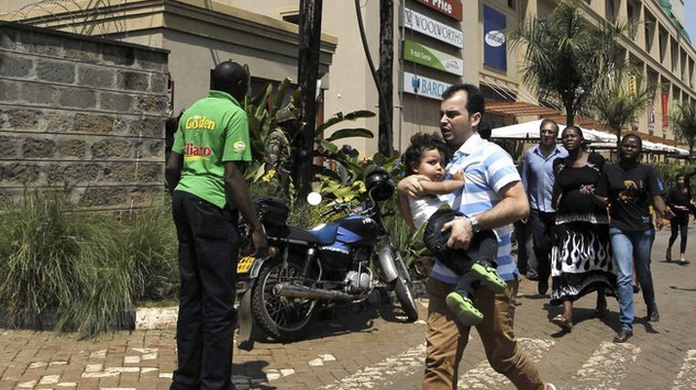 Al-Shabaab Attacks Kenyan Shopping Mall and Leave 68 Dead