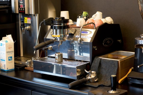 If I'm ever rich, that will be my espresso machine