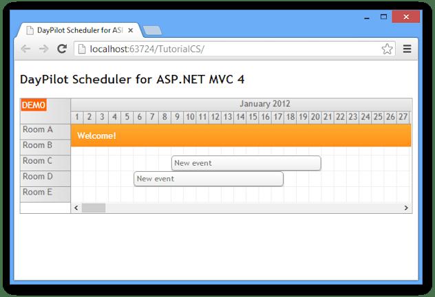 Month And Year Calendar In Asp Calendar Year Sharper Insight Smarter Investing Tutorials Daypilot For Aspnet Mvc Calendar Scheduler