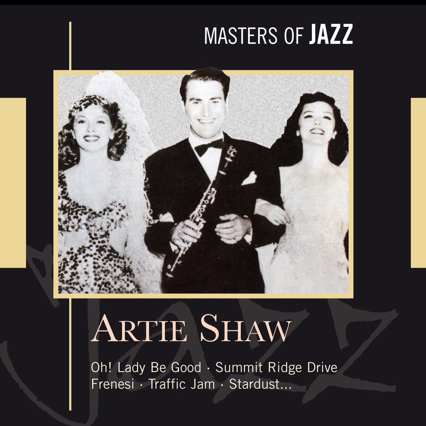 Artie Shaw Genre Artie Shaw Artie Shaw Masters Of Jazz Mvd Entertainment Group B2b