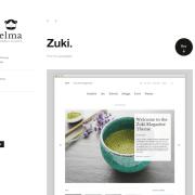 Elmastudio: Zuki WordPress Theme