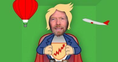 Richard Branson avatar