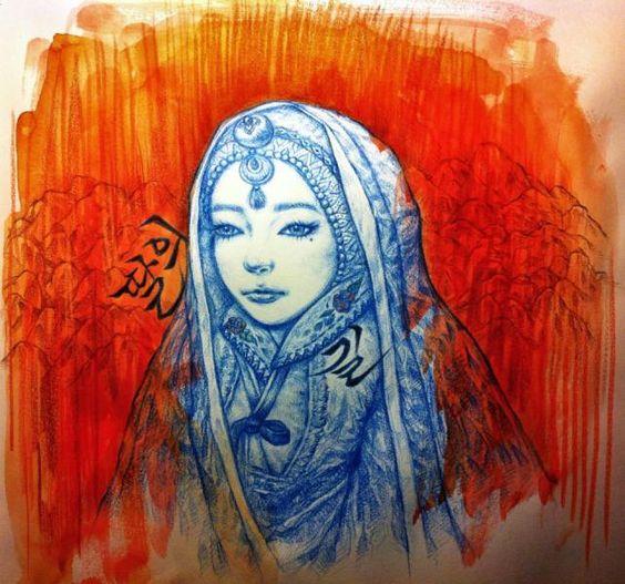 Explore the link between Korean and Islamic traditions - © Muna Hyunmin Bae