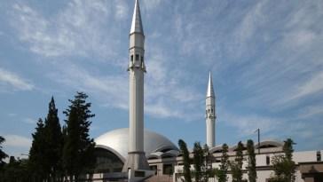 Sakrin Mosque